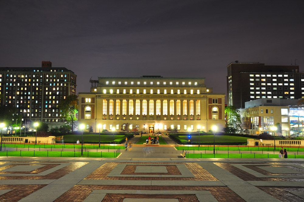 What are my chances of being admitted to Columbia University?