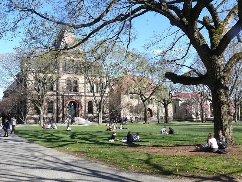 Gender in Admissions, Admissions and Gender, Females at Brown University