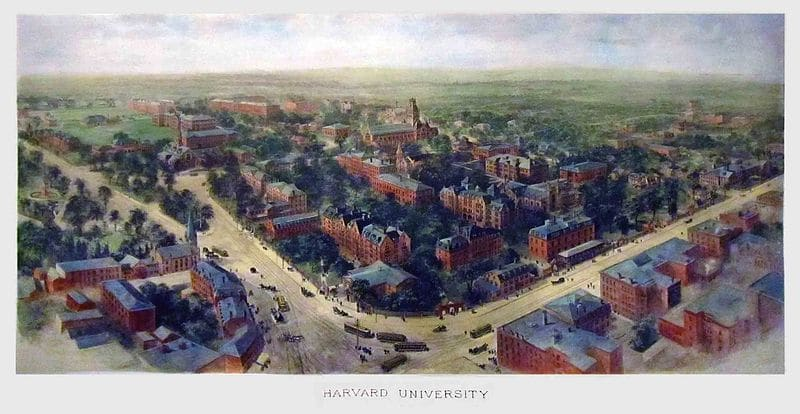 Harvard Case, Harvard College Case, Harvard University Case