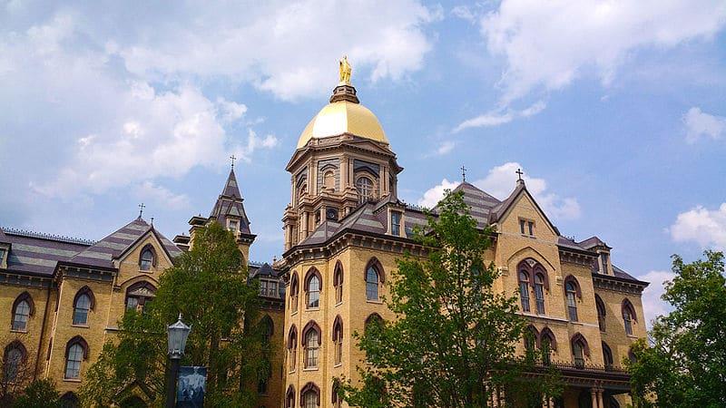 Undergrad Biz Programs, Undergraduate Business, Notre Dame Business