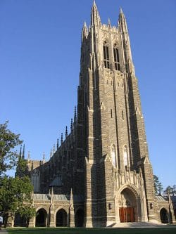 Duke Admissions, Admission to Duke, Duke University Admission