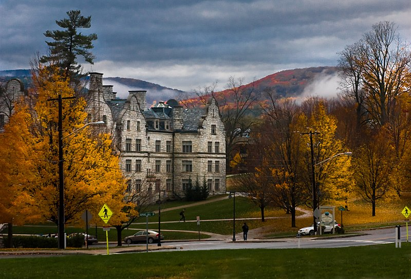 Williams Ranking, Ranking Colleges, Top College Ranking