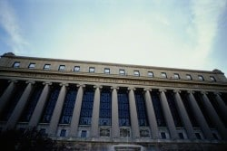 Columbia University, New York, New York, USA --- Image by © Michael Goldman/Masterfile/Corbis