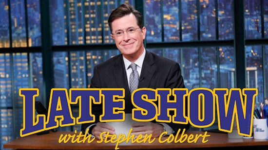 Dartmouth College on Colbert, Dartmouth on Late Show, Dartmouth Football