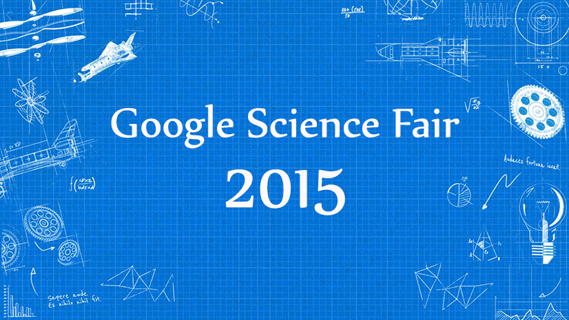 Google Science Fair, Winner of Google Science Fair, 2015 Google Science Fair