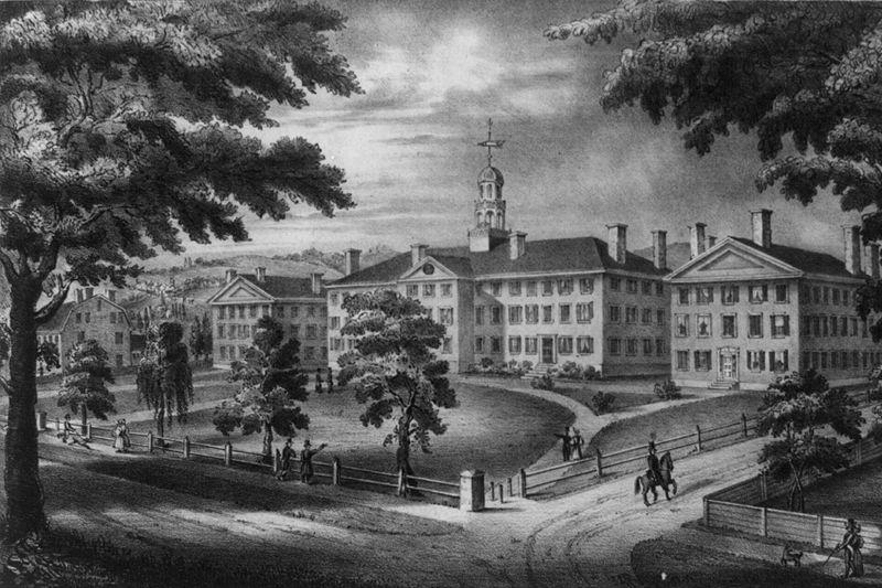 Politics at Dartmouth, Presidency and Dartmouth, Dartmouth Presidential Election