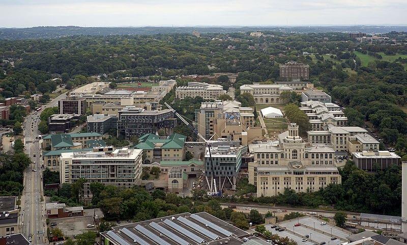 Internationals at Carnegie Mellon, Schools Attracting International Students, Colleges Attracting International Students