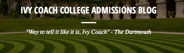 College Admissions Blog, Admissions Blog, Ivy League Admissions Blog