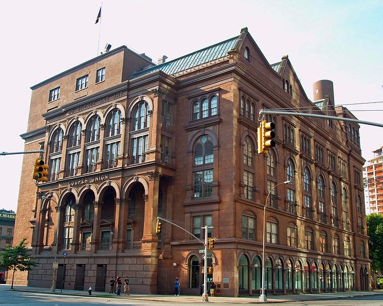 Union College Tuition >> Free Tuition At Cooper Union Admission To Cooper Union Ivy Coach