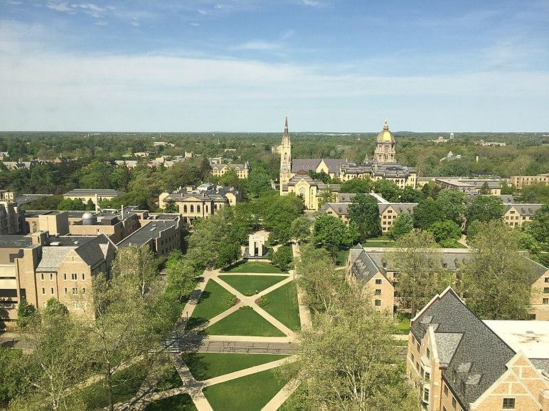 Notre Dame Admission, Notre Dame 2022, Admission to Notre Dame