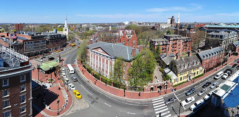Dean Fitzsimmons, Harvard Admissions Dean, Harvard Dean