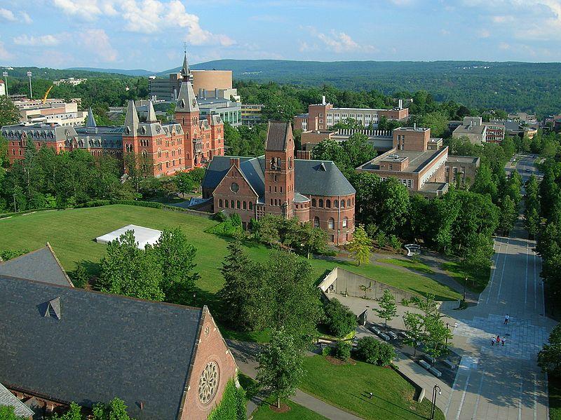 Cornell Jewish Population, Colleges By Jewish Population, Universities By Jewish Population