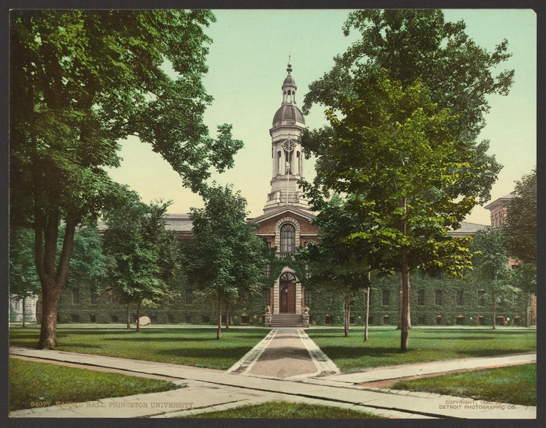 Princeton 2023, Princeton Class of 2023, Early Action at Princeton