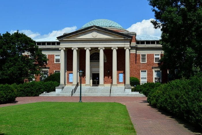 UNC and Affirmative Action, Race and UNC, UNC Admissions
