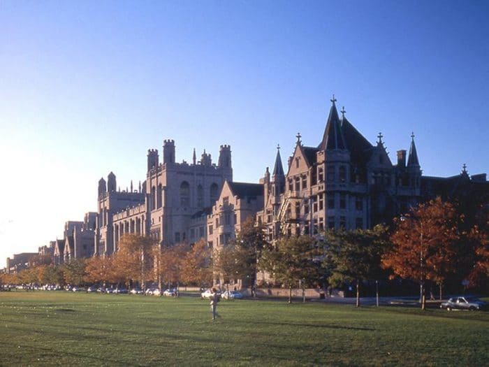 University of Chicago Class of 2023 Admissions Statistics