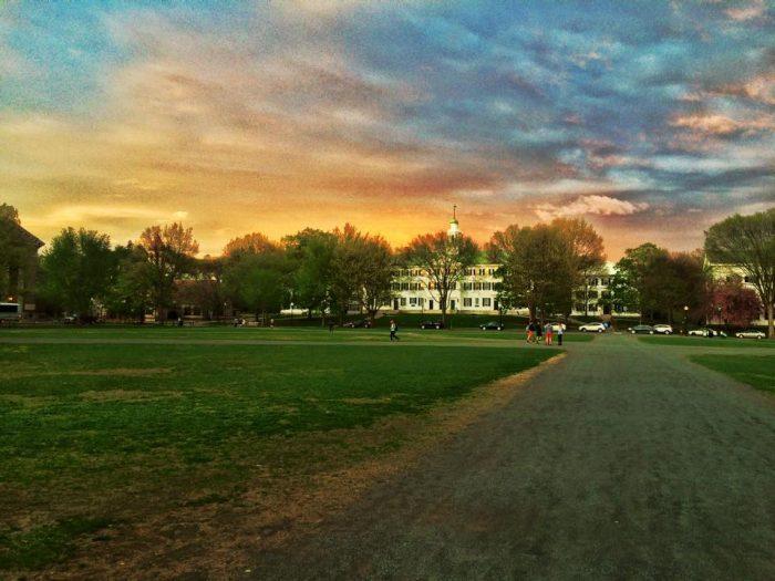 Dartmouth Football, Princeton Football, Ivy League Football