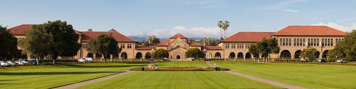 Stanford Legacy, Legacies at Stanford, Admission to Stanford